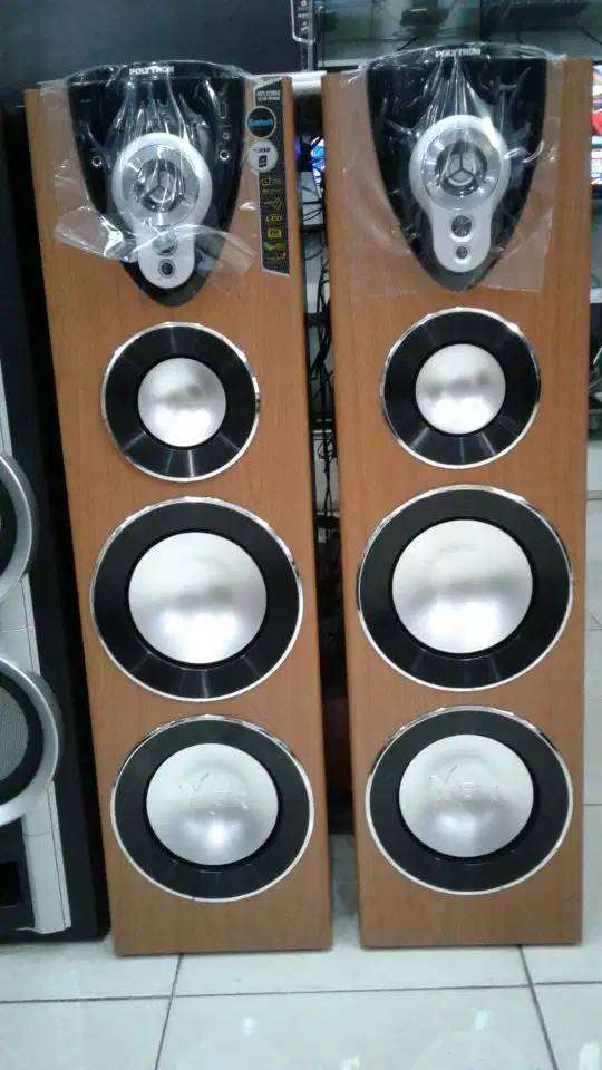 Multimedia Speaker Titan Polytron Pas59 M
