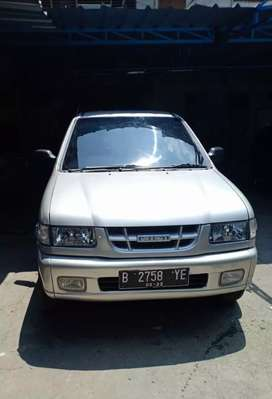 Isuzu panther LS turbo 2003 A/T