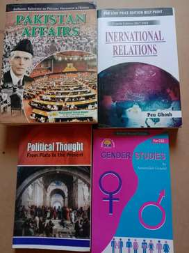 CSS/PMS Books available