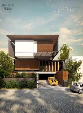 Freelance Architecture designing /3d visualization