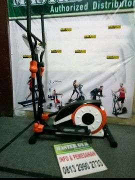 BEST OFFER !! Treadmill Sepeda Statis Home Gym ~ Sports ID MG 3013