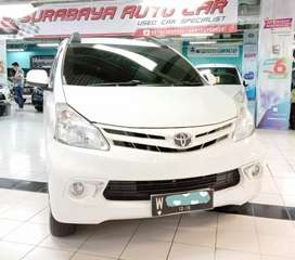 Toyota Avanza 2014 manual *bkn Ertiga atau Mobilio apalg Xenia