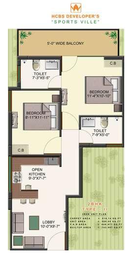 HCBS Developments offer a comprehensive portfolio of villas and apartm