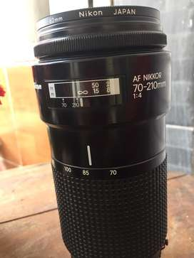 Nikon afd 70-210 f4