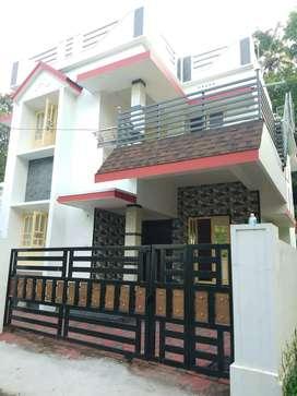 3 bhk 1500 sqft 3 cent new build at edapally varapuzha thirumuppam
