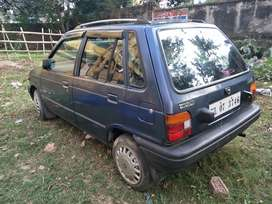 Maruti Suzuki's 800 old model for sell model 1993