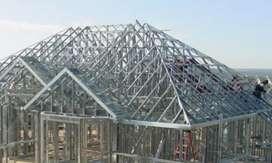 Ahli pasang atap baja ringan berkualitas dan kokoh