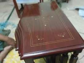 Classical table set