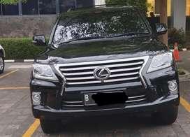 Lexus 570 ( Km rendah )