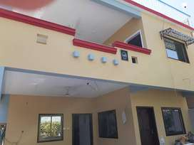 Newly build double story house for rent at upper chattar