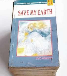 Komik Save My Earth 1-21 Tamat