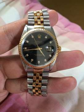 Rolex Datejust - Diamond Jubilee