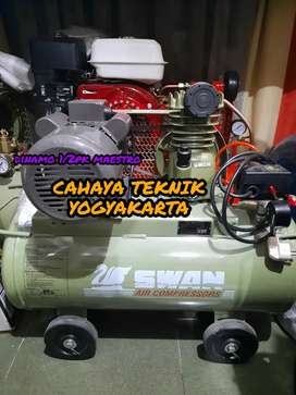 (CAHAYA TEKNIK JOGJA) kompresor swan dinamo