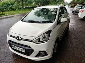 Hyundai Xcent S(O) just like a brand new car