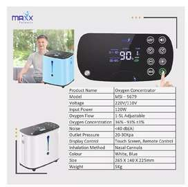 Maxx Oxygen Concentrator