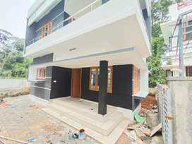 3bhk brand new house  sale in pukattupady near kakkanad 39lakhs only