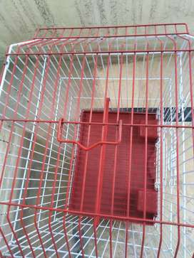 New talking bird Stonge cage for sale exchange possible