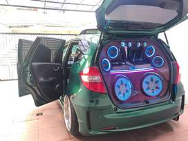 Honda Jazz RS 2011 Modif Gaul