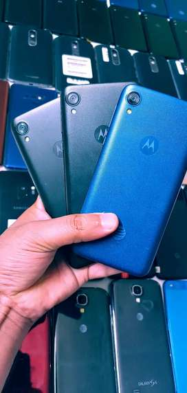 Moto E6 2029 Android 9.0 Best For PUBG 435 Snapdragon Best COD AVAIL