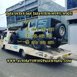 Mobil derek towing 24jam
