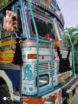Tata truck 3118