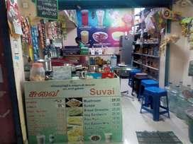 Shop space in prime area