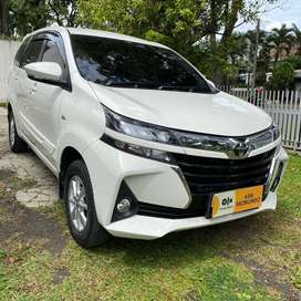 2020 HOT ITEM! FACELIFT GRAND AVANZA G 2020 PUTIH M/T