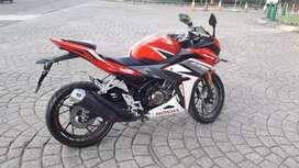 Honda CBR 150 R Thn 2019 barang istimewa
