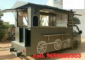 Food truck manufacturer RV MOTORS