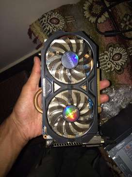 Nvidia 750ti 2gb ddr5 Graphic card bht kam use kiya h