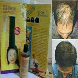 Hairtonicum adalah suatu obat penumbuh rambut dan penyubur yang berasa