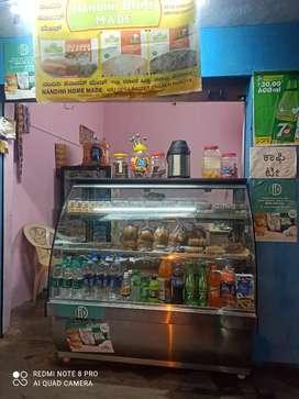 Tea shop for ssle
