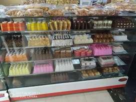 Showcase bakery
