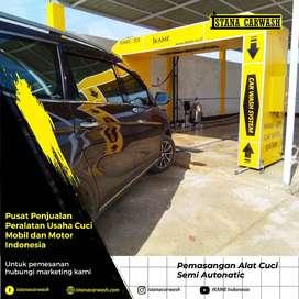 Mesin Cuci Mobil Semi Automatic IKAME