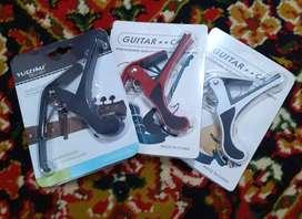 Capo gitar/ Kapo gitar bahan besi alloy