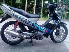 Shogun 125 cc Istimewa ss lengkap pajak hidup plat hidup