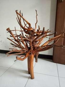 Dijual Kerajinan Kayu Akar Pohon