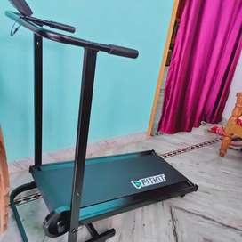 ₹7999 Fitkit manual Treadmill