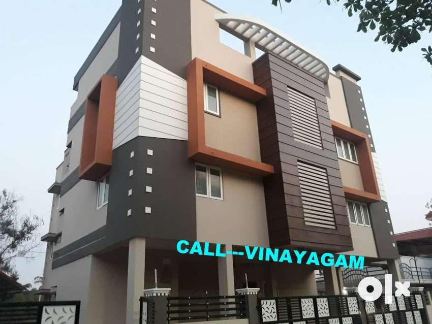 FOR NRI Investment -6 PORTIONS MINI APARTMENT at VADAVALLI --Vinayagam 0
