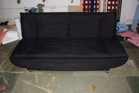 Brand new Black Colour Sofacumbed Available in Cheapest price