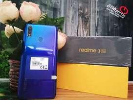 Realme 3 Pro Biru Nitro 128gb