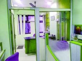 325 Foot Office Rent Parimal Garden