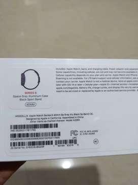 Brand new Apple watch series 6 Gps + cellular
