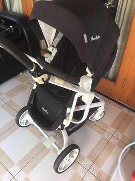 Stroller cocolatte quintas BNS series