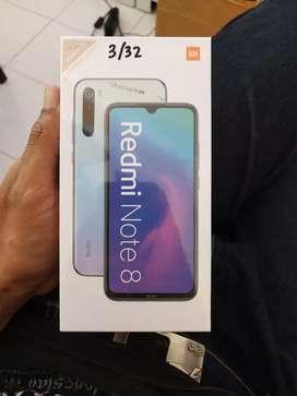 Xiaomi note 8 3GB • ram
