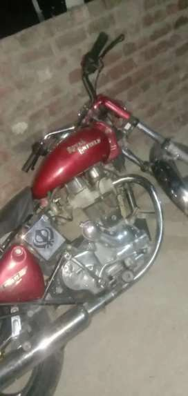 Elctra 4speed red colour