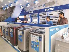 VOLTAS process job openings for Telecaller /CCE/Backend positions