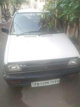 Maruti Suzuki 800 2004 Petrol Good Condition Passing 2024