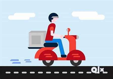 We Need some delivery Boys in Muzaffarnagar & Meerut. 0
