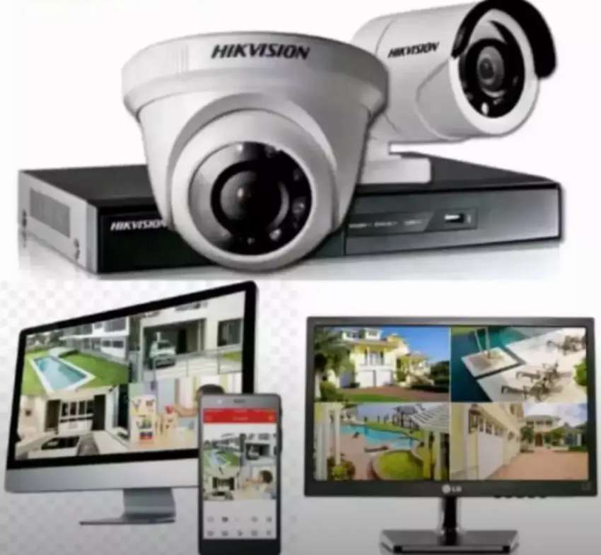 Pusat Pemasangan baru Camera cctv cileungsi Bogor 0